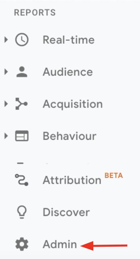 Google Analytics Reporting Options